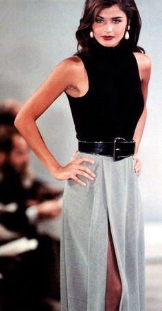 Helena - Donna Karan,  Spring/Summer 1992