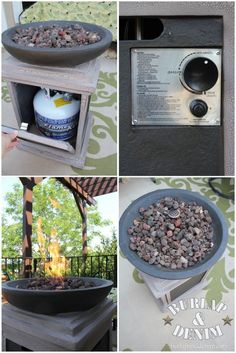 """Excellent """"outdoor fire pit designs"""" information is readily available on our internet site. Read more and you wont be sorry you did. Fire Pit Ring, Diy Fire Pit, Fire Pit Backyard, Diy Propane Fire Pit, Backyard Retreat, Backyard Fences, Foyer Propane, Outdoor Fire, Outdoor Decor"""