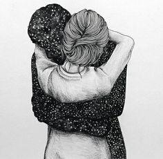 Hugging Universe