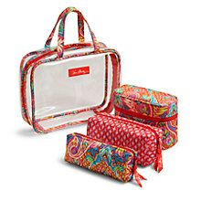 045a454e61 Cosmetic Organizer in Paisley in Paradise