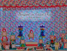 Candy Land Birthday Party Ideas | Photo 20 of 54 | Catch My Party