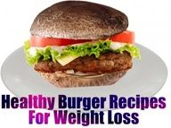 Healthy Burger Recipes For People on Weight Loss Diets - Indulge! Healthy Burger Recipes, Healthy Recipes For Weight Loss, Whole Food Recipes, Game Recipes, Healthy Eating Habits, Healthy Foods To Eat, Healthy Cooking, Fast Foods, Kangaroo Recipe