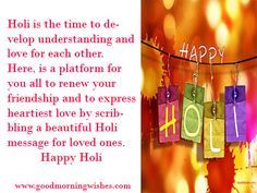 Happy holi 2015 text messages greetings in english happy holi 2015 happy holi greetings messages m4hsunfo