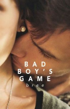 """You should read """"Bad Boy's Game [Wattys on Best Wattpad Books, Wattpad Stories, Best Books To Read, Good Books, Shared Reading, I Smile, Bad Boys, Fiction, Novels"""