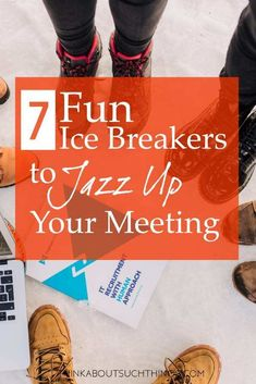 Looking for a way to make your next meeting, session, class, ministry event more fun! Easy ice breakers are a great way to connect people and create a energized atmosphere. Office Ice Breakers, Teacher Ice Breakers, Group Ice Breakers, Team Meeting Ice Breakers, Quick Team Building Activities, Team Building Exercises, Icebreaker Activities, Group Activities, Team Icebreakers