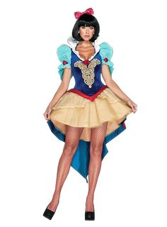 Sexy Baroque Snow White Premium Edition Costume