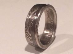 New Zealand Coin Ring