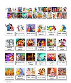 Qui est-ce 'Jouets' / Guess who 'Toys' + Extras | Les Aventures du Chouchou Cendré Disney Games, Film Disney, Disney Character Names, Disney Characters, Marvel Dc, Daisy, Winnie, Games For Kids, Activities