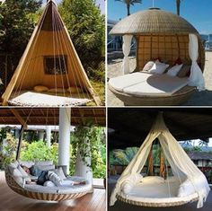 Trampolines, Trampoline Swing, Trampoline Ideas, Hanging Hammock Chair, Hanging Chairs, Seaside Garden, Diy Hanging, Tiny House Design, My New Room