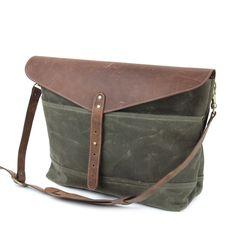 Chelsea Bag Military Green