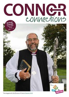 News: Lots to read in 'Connor Connections' – online now: The autumn issue of Connor Connections, the magazine for the Diocese of Connor, is…
