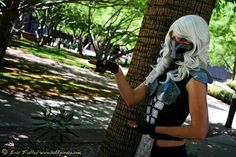 Smoke kosplay female version one of my most favorite kosplays out there