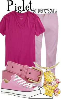 DisneyBound! I love all these outfit combos they are not only cute but represent a disney character!! :)