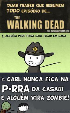Sobre Walking Dead