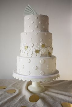 Wedding Dots / Charm City Cake