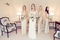 Studio Impressions Photography, Lovebird Weddings at Spicers Clovelly Estate Wedding Couples, Wedding Engagement, Wedding Outfits, Wedding Dresses, Champagne Bridesmaid Dresses, Bridesmaids And Groomsmen, Love Birds Wedding, Here Comes The Bride, Real Weddings
