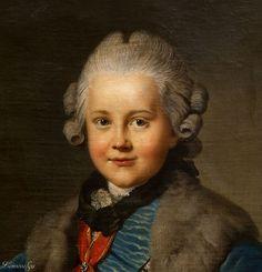 1769 Johann Georg Ziesenis - Karl August von Sachsen-Weimar-Eisenach
