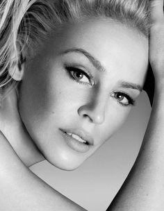 Kylie Minogue - Elle UK - Cuneyt Akeroglu - 2013 #Makeup by Lisa Eldridge http://www.lisaeldridge.com/gallery/celebrities/