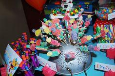 Robot Party - Rocket pops