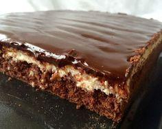 Bountykaka i långpanna mat Baking Recipes, Cake Recipes, Dessert Recipes, No Bake Desserts, Delicious Desserts, Chocolat Cake, Kolaci I Torte, Norwegian Food, Bagan
