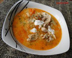Egy nagyon finom savanykás ízű leves receptjét szeretném veletek megosztani amit mustárral savanyítunk , mi nagyon szeretjü...
