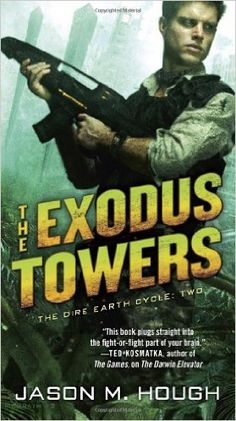 The retro review series on Jason M. Hough's Dire Earth trilogy continues. The…