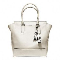 LEGACY LEATHER TANNER TOTE ~ Want! ~ Coach.com