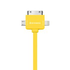 whoa. // CrossLink Universal Cable Yellow