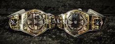NXT World Tag Team Championship Belts