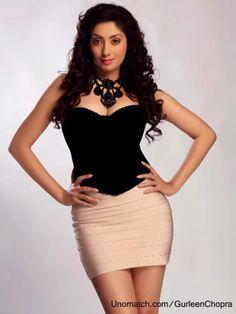 Gurleen Chopra is an Indian actress and model. She has appeared in Hindi, Telugu, Tamil, Kannada, Punjabi and Bhojpuri films