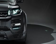 Hamann-Motorsport Range Rover Evoque (© Hamann-Motorsport )