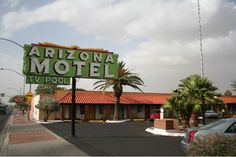 Arizona Motel, Tucson, AZ