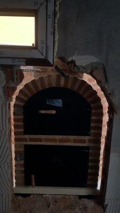 Montaje de Hornilla mixta montada por Alfarería Duero en Talavera de la Reina, Toledo.