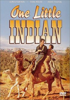 One Little Indian is a 1973 western film produced by Walt Disney Productions starring James Garner and Vera Miles. Every Disney Movie, Disney Original Movies, Walt Disney Movies, Walt Disney Pictures, Disney Magic, Old Movies, Vintage Movies, Great Movies, Native American Tribes
