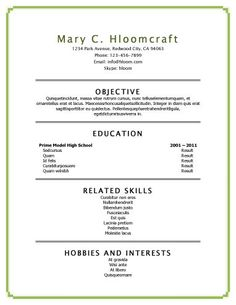 Resume Templates Free Printable International Resume Format Free Download  Resume Format  Cv