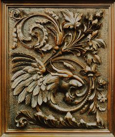 Panels In The Supreme Court Chamber Iowa State Capitol Building Des Moines Carved 1886 By Wm Where Else Does One Find Carving Of This Quality