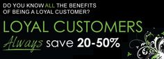 Become a loyal customer ItWorks