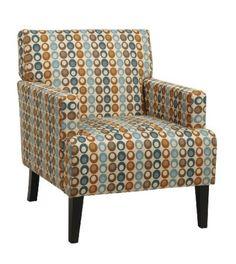 Amazon.com: Avenue Six Carrington Arm Club Chair: Home & Kitchen