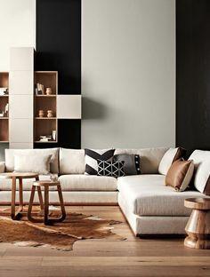 Magnifique salon scandinave | design, décoration, intérieur. Plus d'dées sur http://www.bocadolobo.com/en/inspiration-and-ideas/