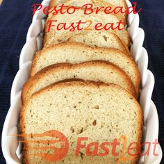 Pesto Bread, How To Make Bread, Food Pictures, Love Food, Healthy Eating, Tasty, Healthy Recipes, Snacks, Meals