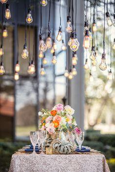 Tangled wedding inspiration   Flashbox Photography   Glamour & Grace