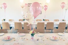 lokale_2pn Baby Christening, Holidays And Events, Baby Love, Table Settings, Baby Shower, Entertaining, Birthday, Cake, Party