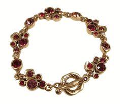 Patricia Locke Jewelry - Treasures Bracelet Bracelet in Poppy