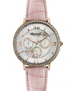 Ladies Pink Regency Watch