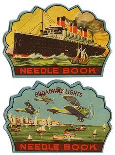 needle books
