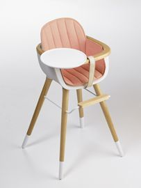 Not a typical highchair.