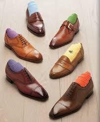 4303cf42 Resultado de imagen para men's guide to dressing well Zapatos De Piel,  Calcetines, Zapatillas