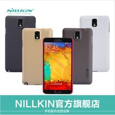 NILLKIN Super Frosted Shield Mobile Cell phone Case Back Cover For Samsung Galaxy Note 3 N9000 Note3