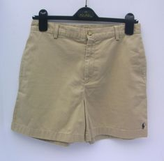 Shorts Tommy Bahama Relax Womens Size 6 Pocket Flap Khaki Chino Shorts White Solid Pure White And Translucent Clothing, Shoes & Accessories