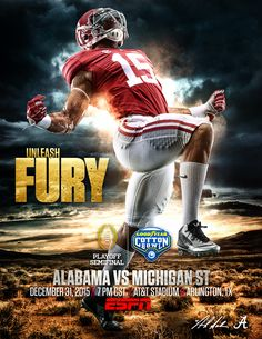Alabama TV Mailers on Behance - Chimp Reference - Sport Football Ads, Football Design, Texas Longhorns Football, Alabama Football, Alabama Vs, Alabama Crimson Tide, Sports Graphic Design, Web Design, Print Design